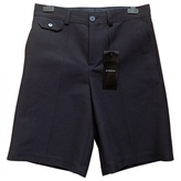 Givenchy Black Cotton Shorts