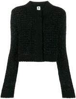 M Missoni cropped tweed jacket