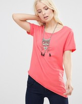 Only Asymmetric T-shirt