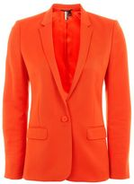Topshop Tailored suit jacket