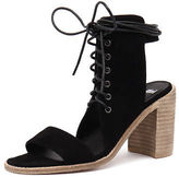 Mollini New Jeloy Black Womens Shoes Casual Sandals Heeled