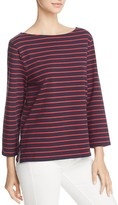 French Connection Tim Tim Striped Top