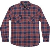 RVCA Men's Lowland Long Sleeve Woven Shirt