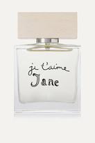 Bella Freud Je T'aime Jane Eau De Parfum - Floral