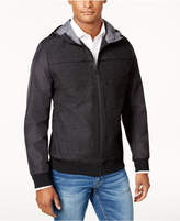 Vince Camuto Men's Slim-Fit Hooded Windbreaker