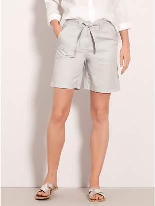 M&Co Poplin shorts