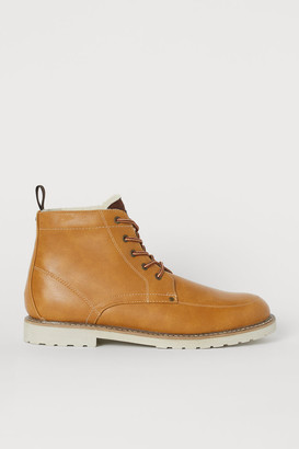 H&M Boots - Yellow