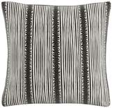 "Skyline Furniture Bennett Stripe Pillow (20""x20"