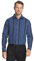 Van Heusen Long Sleeve Night Stripe Shirt
