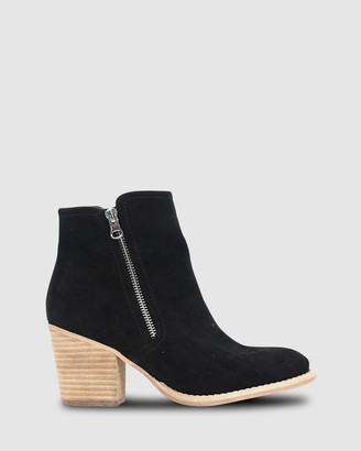 Los Cabos - Women's Black Heels - Xena - Size One Size, 36 at The Iconic