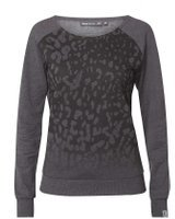 Dorothy Perkins Womens **Only Play Dark Grey 'Tilly' Sweat Top- Grey