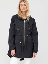 Barbour International Wheelhouse Showerproof Jacket - Black