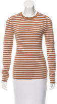 Michael Kors Cashmere Striped Top