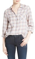 Joie Women's Jerrie Plaid Shirt