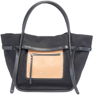Proenza Schouler Inside Out Canvas Tote Bag