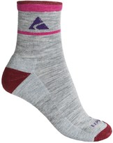 Cabot and Sons Cabot & Sons Trail Socks - Merino Wool, Quarter Crew (For Women)