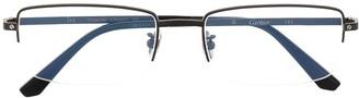 Cartier Rectangular-Frame Glasses