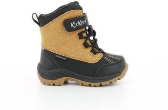 Kickers WPF Jump Scratch Boots