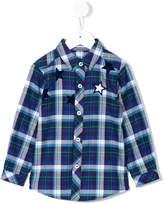 Familiar plaid shirt