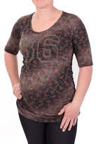 Bellybedaine Globo Maternity Top