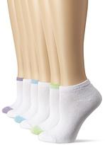 Hanes Women's Comfort Blend Low Cut Sock (Pack of 6)