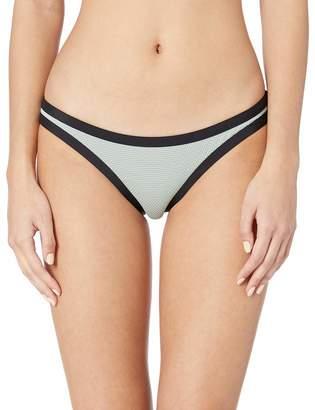 Mila Louise Eidon Junior's Mid Rise Bikini Bottom Swimsuit