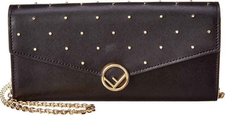 fbc7f1f77 Fendi Black Women's Wallets - ShopStyle