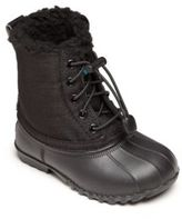 Native Baby's, Toddler's & Kid's Jimmy Winter Faux Fur Rubber Boots