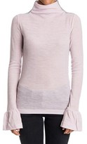 Pinko Women's Pink Wool Jumper.