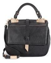 Foley + Corinna Dione Leather Saddle Bag