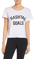 Private Party Women's Hashtag Goals Tee
