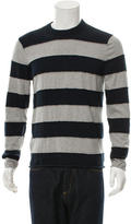 Michael Kors Striped Pullover Sweater