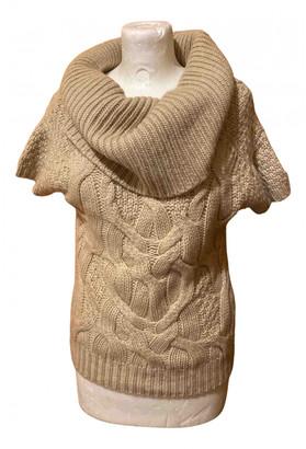 Benetton Beige Cashmere Knitwear