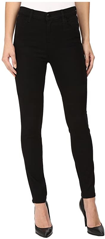 Maria High Rise Skinny In Seriously Black by Maria High Rise Skinny In Seriously Black