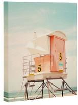 DENY Designs Beach Tower Wall Art
