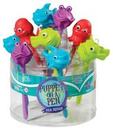 Educational Insights Sea Squad Puppet On A Pen Display Of 24
