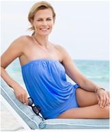 Athena Cabana Solids Bandini Top