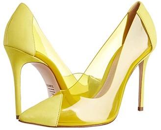 Schutz Cendi (Black Patent) High Heels