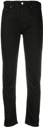 Acne Studios Melk Stay high waist jeans