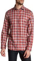 James Tattersall Long Sleeve Classic Fit Shirt