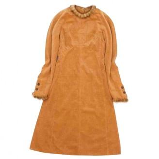Chanel Camel Mink Dresses