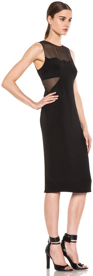 Cushnie et Ochs Kapok Gown in Black