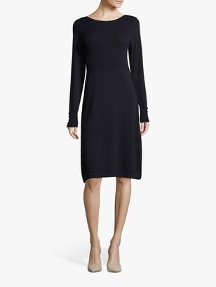 Betty Barclay Fine Knit Long Sleeve Dress