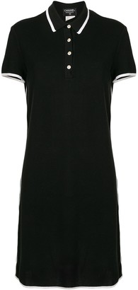 Chanel Pre Owned 1996 Polo Dress