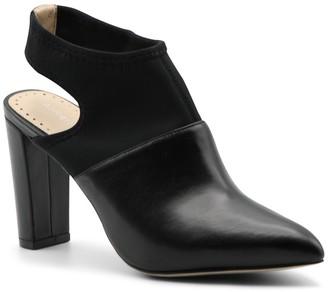Adrienne Vittadini Nelo Open Heel Bootie