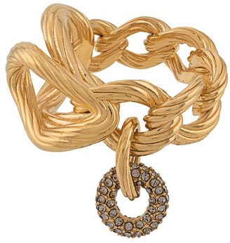 Agnona Chain Link Ring