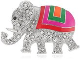 "Trina Turk Boxed In"" Elephant Pin"