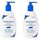 Vanicream Gentle Facial Cleanser for Sensitive Skin, 8 fl oz - 2pc