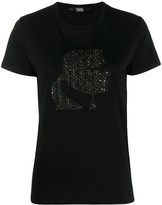 Karl Lagerfeld Paris boucle T-shirt