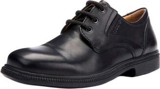 Geox Boy's J Federico M School Uniform Shoes